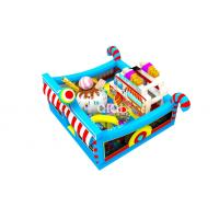 Quality Ice Cream Inflatable Playground for sale for sale