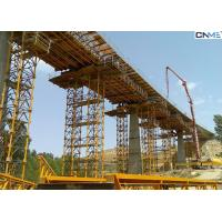Quality Durable Bridge Formwork Systems High Precision Wide Range Height Adjustment for sale