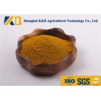 Quality Dried Fish Powder / Fish Meal Chicken Feed Fresh Raw Material Slight Smell And Taste for sale