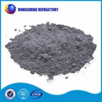 China Insulating Castable Refractory Al2O3 / SiC Steel Fibre Reinforced For Lime Kiln on sale