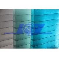 Quality 50mm thickness fiberglass hollow lightweight soundproof wall partition panel for sale