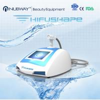 Quality Portable High Intensity Focused Ultrasound Hifu Machine For body slimming treatment for sale