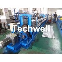 Quality Coil Thickness 0.18-0.4mm, High Strength Steel Sheet Horizontal Corrugated Sheet Roll Forming Machine for sale