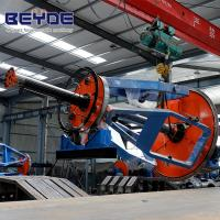 High Speed Electric Wire Cable Manufacturing Machine 22 Kw AC Motor