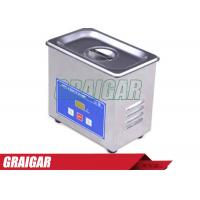 Quality 0.6L Digital Ultrasonic Cleaner PS-06A Cleaning Machine for Jewelry Glasses and Metal for sale
