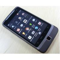 Quality Android 2.2 WiFi capacitive screen GPS phone 3.5 inch A7272+ Smart Mobile phone for sale