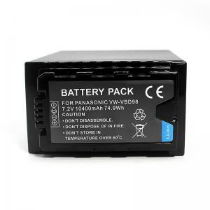 Quality 10400mAh 7.2V 74.9Wh Custom Lithium Battery Packs for sale