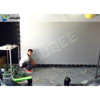 Quality Electronic Motion 5D Cinema System Individual Chair for 12 Seats with Counting System for sale