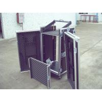 Buy Flight Case, Material is of Aluminum With Good Wood, Black Color For Audio And at wholesale prices