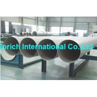 Quality For Low Temperature Service JIS G 3460 Round Carbon And Nickel Steel Pipe for sale