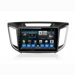 Quality Auto Radio Car DVD Player Android GPS Navigation For Hyundai IX25 / Creta for sale