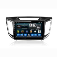 Quality Auto Radio Car DVD Player Android GPS Navigation For Hyundai IX25 / Creta for sale