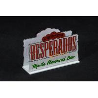 Quality Logo Painted Advertising Display Stand for sale