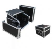 Buy Flight Case, Material is of Aluminum With Good Wood, Black Color For Audio And Light, Wood Color Can Be Requested at wholesale prices