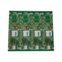 Quality fr4 multilayer  Rogers ro 4003c pcb with 4 mil 1 oz  1.527 mm thinckness board manufaturing for sale