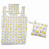 Quality Promotional Polyester Fruit Shopping Bag, Available in Various Styles for sale