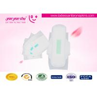 Quality Super Absorbent Anion Feminine Pads , Anion Maxi Pads 290mm Length for sale