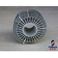 Quality Extrusion Led Heat Sink Aluminum 6063 Material Power Coating With Multi Shape for sale