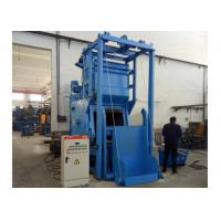 Quality Carbon Steel Steel Shot Blasting Machine With Automatic Loading / Unloading System for sale