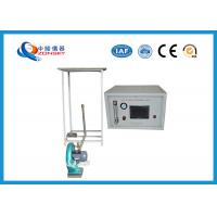 Quality Intelligent Flammability Testing Equipment , 5mm Wire Flammability Test Chamber for sale