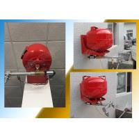 Quality Automatic HFC 227ea Fire Extinguishing System Of 40L Suspension Tank for sale