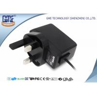 Quality 5V 2000mA 3 UK Prong AC To DC Power Adapter , Medical Power Adapter Different Sizes for sale