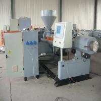 Quality High Efficiency PP Plastic Pellet Machine With Gloosy Surface Recycling Granulator Machine for sale