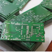 Quality High Density Interconnect Pcb customized 6 layer control pinboard for sale