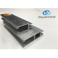 Quality Customized Sliding Open Style Aluminium Door Frames With 6063-T5 Length 3m - 6m for sale