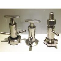 """Quality 1""""-4"""" Stainless Steel Sanitary Valves Weld Connection Both Membrane Functions for sale"""