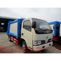 Quality dongfeng garbage refuse garbage truck for sale for sale