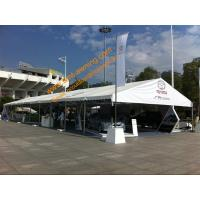 Quality 15x20m Ourdoor Aluminum Framework and Waterproof PVC Roof  Marquee Tent for sale