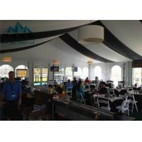 Colorful PVC Cover Outdoor Party Tents Selectable Size For Special Festivals