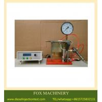 Quality Common Rail Injector Tester for solenoid CR Injectors(F-100A) for sale