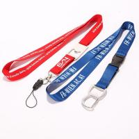 Quality Colorful Bottle Opener Lanyard  Promotional gifts for sale