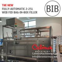 China NEW Fully-automatic BIB Bag Filling Machine Equipment Spring Water Bag in Box Filler for sale