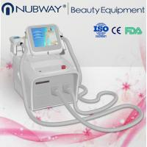 China 2016 Newest combination double cryolipolysis cavitation laser slimming machine on sale