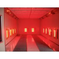 Quality Infrared Heating Spray Booth,car painting oven baking spray booth for sale