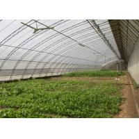 Buy cheap Assembled Solar Greenhouse Steel Pipe Single Tunnel For Seeding / Planting from wholesalers