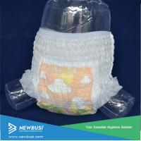 Buy cheap Wholesale high quality colored disposable Sleepy baby cloth diaper manufacturers in china from wholesalers