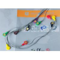 Buy 10 Leads ECG Monitor Cable For Hospital Medical Care BI holter Recorder at wholesale prices