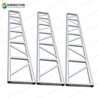 China Aluminum Spigot Portal Frame Stage Truss Catwalk Truss Concert Outdoor metal wedding stage lighting roof truss for sale for sale