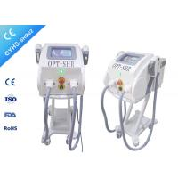 Quality 2000W Power E Light Laser Hair Removal Machine  Pigments Therapy High Frequency for sale