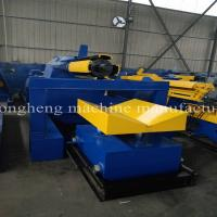 Buy cheap High speed Hydraulic Decoiler with coilcar for 7 Ton /10 ton ready in stock from wholesalers