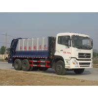 Quality Dongfeng tianlong 6*4 18cbm garbage compactor truck for sale