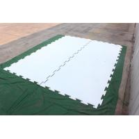Buy cheap white hdpe polyethylene children synthetic ice rink sheet hockey board plastic from wholesalers