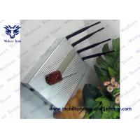 40 Meter Range Cover Cell Phone Mobile Phone Signal Jammer