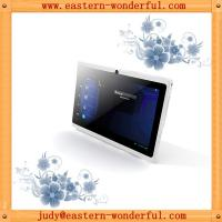 China Cheap 7inch Allwinner A13 Q88 mini pc LED capacitive Screen android 4.1 tablet pc on sale
