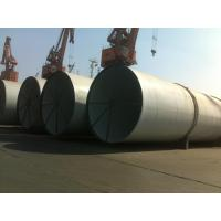 Quality Large Diameter API 5L SSAW Steel Pipe / Spiral Steel Pipe For Oil pipeline GB 5310 3087 GB/T 8163 for sale