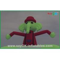 Quality Elephant Type Air Dancer Inflatable With Double Legs For Advertisement for sale